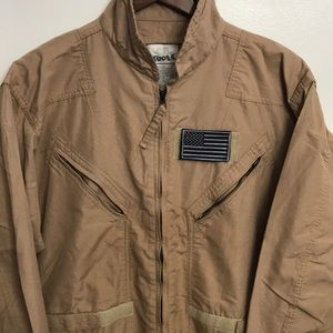 Other - Flight Suit Coveralls Summer with patch